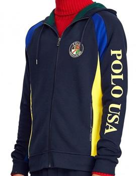 CHAQUETA POLO RALPH LAUREN ATHLETIC NAVY