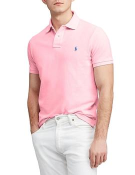 POLO RALPH LAUREN CUSTOM SLIM FIT ROSA