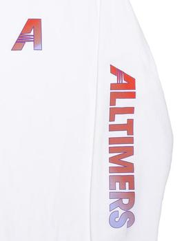 SUDADERA ALLTIMERS ARTISTS CREW BLANCO