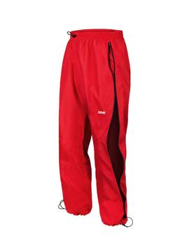 PANTALONES DIME ZIPPER PANTS RED
