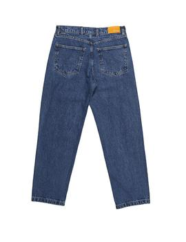PANTALONES POLAR SKATE CO 90´S JEANS DARK BLUE