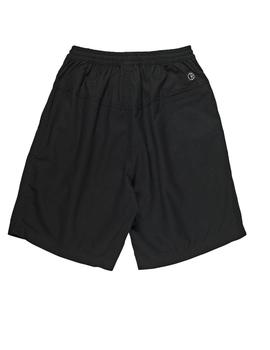 BERMUDAS POLAR SKATE CO SURF SHORTS BLACK