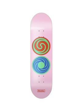 TABLA SKATE RUMBA Icon pink 8.2' MADE IN USA