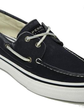 NÁUTICOS SPERRY TOP-SIDER BAHAMA BLACK